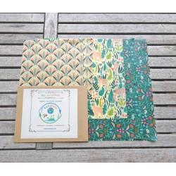 Assorted Eco Food Wrap (7...