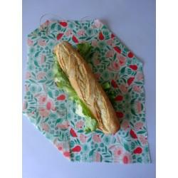 Baguette Sandwich Eco Food...