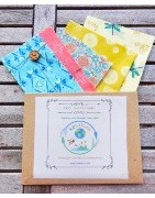 Assorted Beeswax Food Wrap Packs